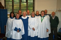 Choir at Chester Cathedral festival