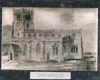 St Mary's Church c.1800