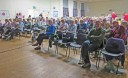 Audience at the Minshull Presentation