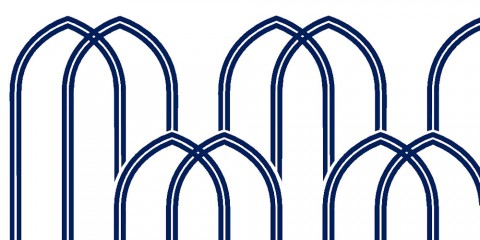 Arches: Dark blue